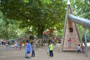 battersea park playground